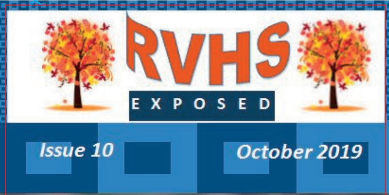 RVHS Exposed – October 2019