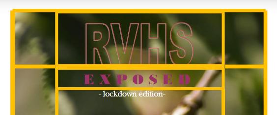 RVHS Exposed – Summer 2020